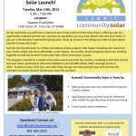 Summit County Solar Launch