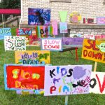 Kid Activity: Sign Painting, June 25, 2017