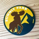 New Summit Park Stickers!