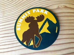 Summit Park Stickers